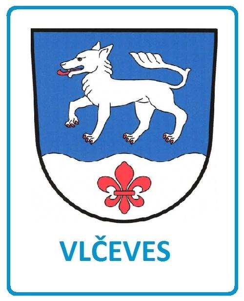 znak obce Vlčeves