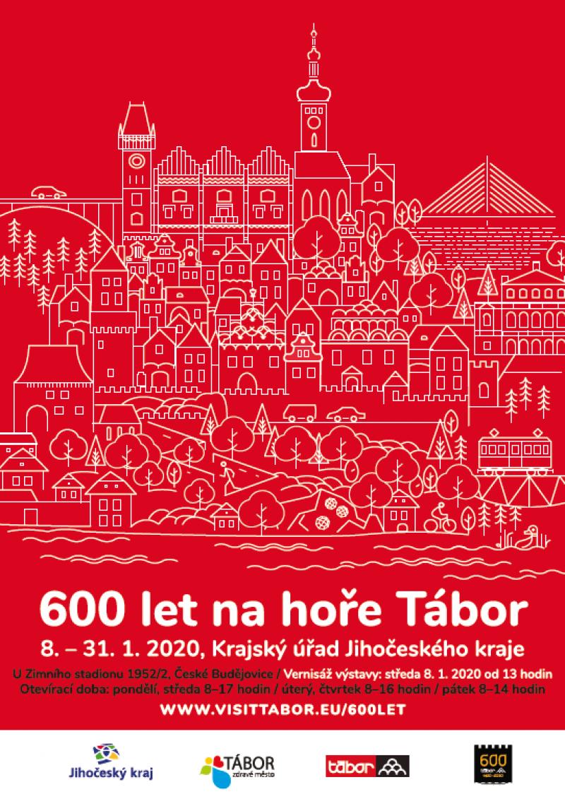 výstava 600 let Tábora