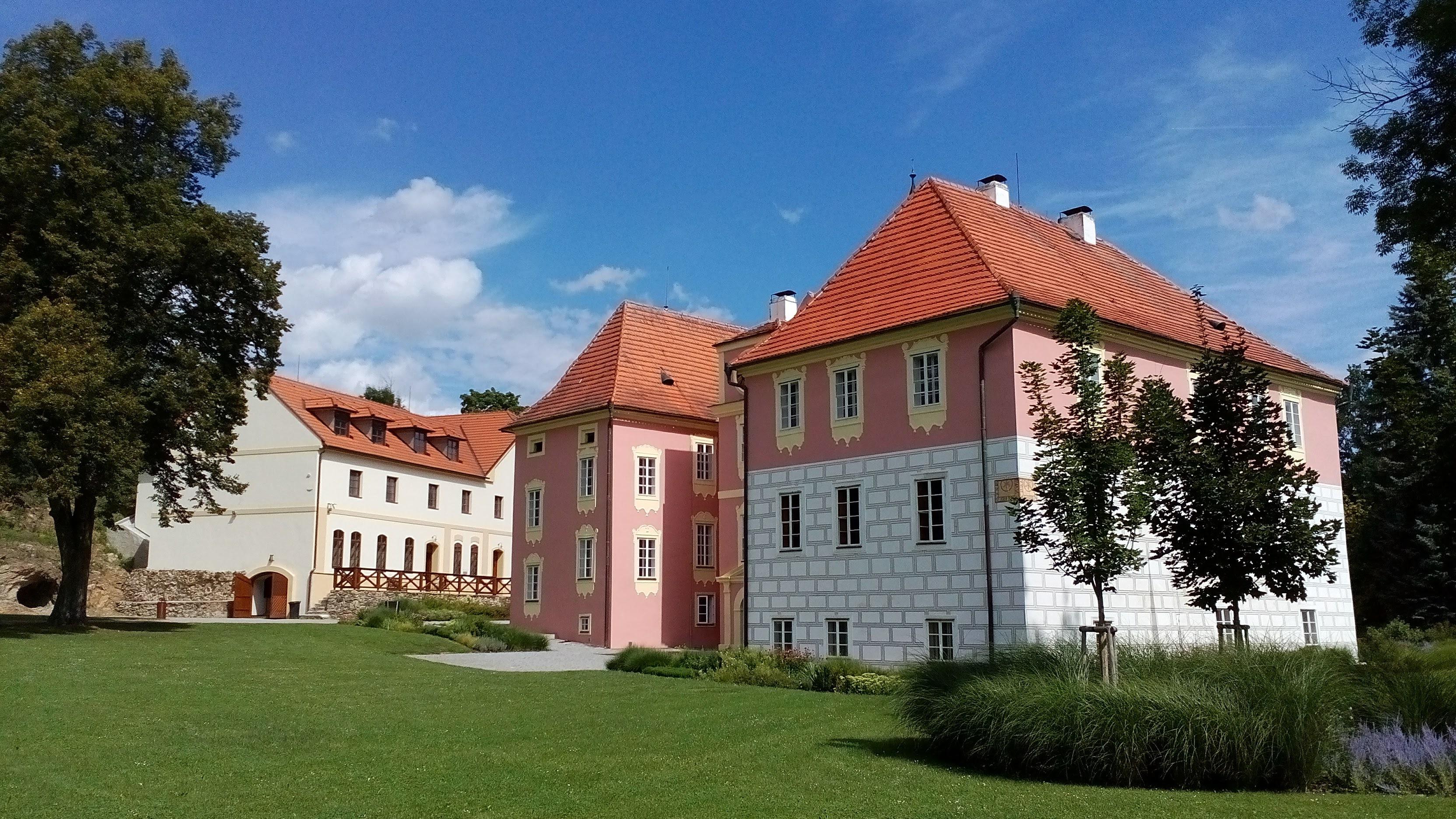 zámek Mitrovitz
