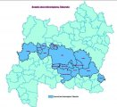 Mapa mikroregionu