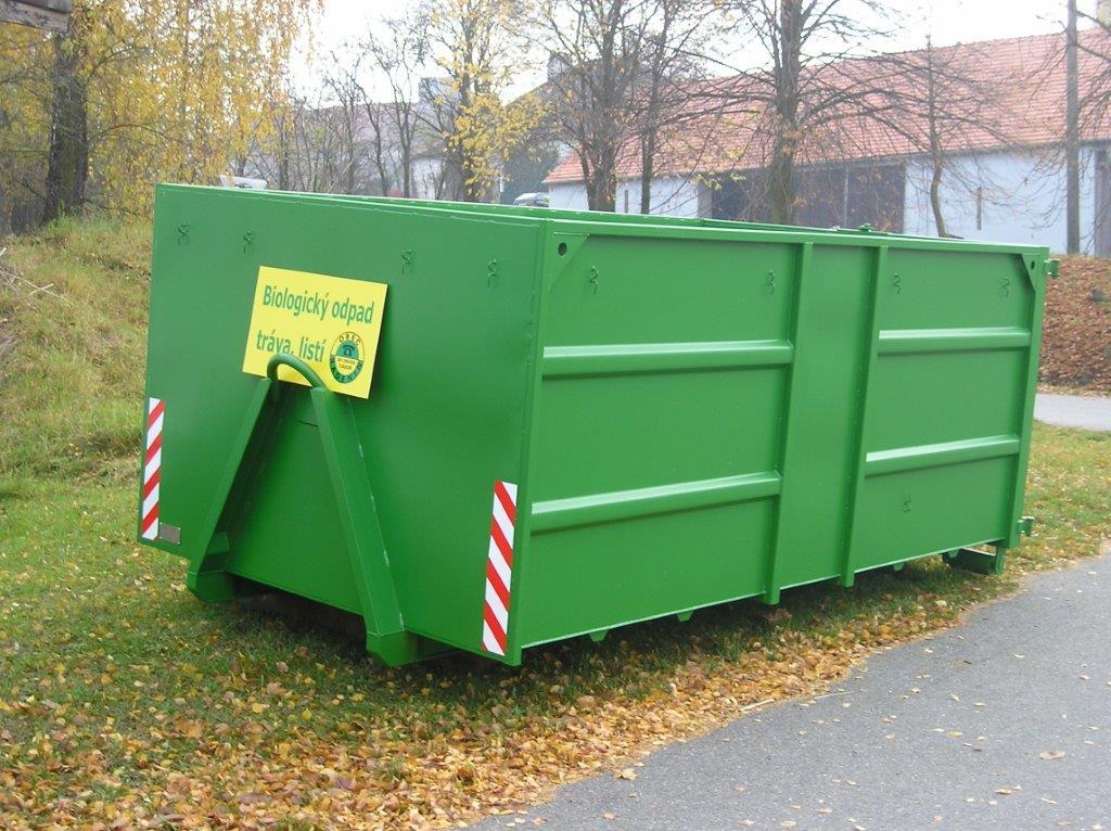 Výstavba skladu a nákup techniky na údržbu veřejné zeleně